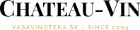 CHATEAU-VIN – Vínotéka / E-shop Logo